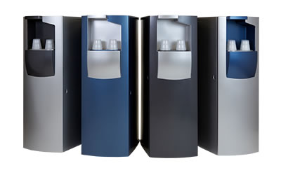 ION Water Cooler SlimLine Display Cabinet